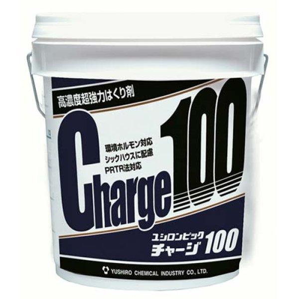 画像1: チャージ100 溶剤型・高濃度超強力剥離剤 /ユシロ (1)