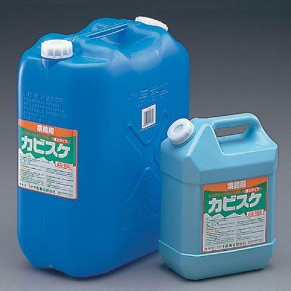 画像1: カビスケ 松のアオ・カビ取り専用剤 /ミヤキ (1)