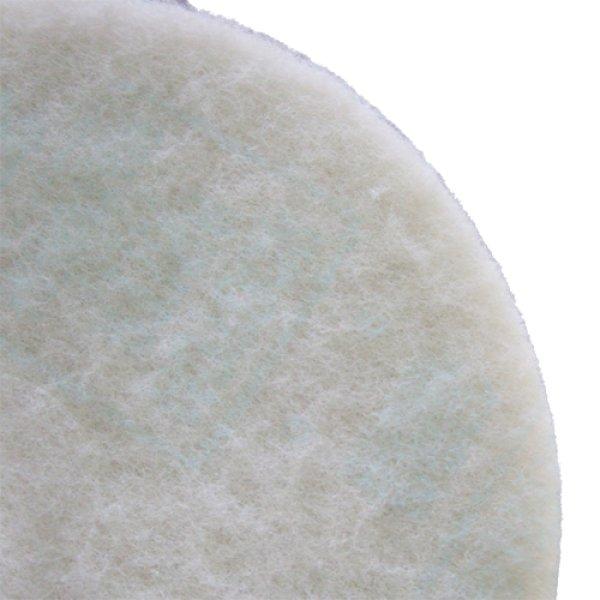 画像1: ホワイト スーパーポリッシュパッド (白) /3M (1)