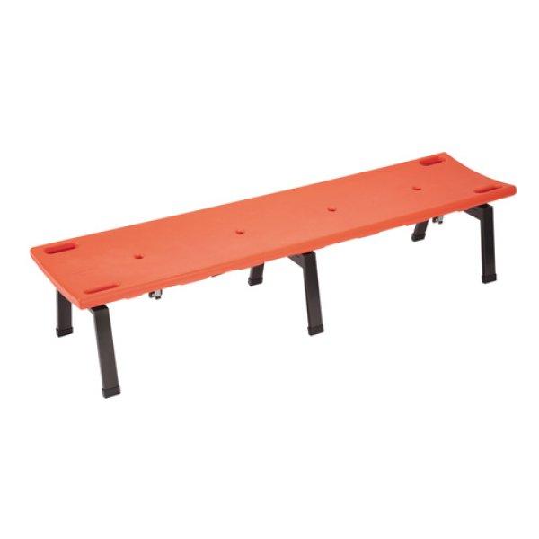 画像1: 担架に変身するベンチ レスキューボードベンチ /テラモト (1)
