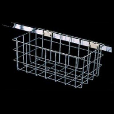 画像1: モップ収納ラック /テラモト